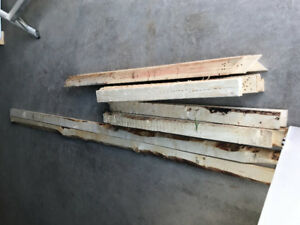 Random Length 2x4 Lumber (Stud, wood)