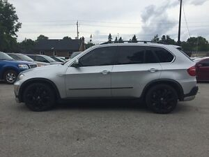 2009 BMW X5 XDRIVE48I * AWD * LEATHER * SUNROOF * REAR CAM * NAV London Ontario image 3