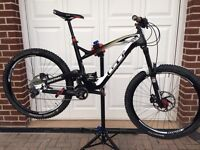 GT FORCE X PRO CARBON ENDURO/DH MTB MOUNTAIN BIKE