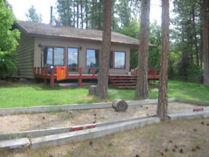 Wasa Lakefront vacation rental home
