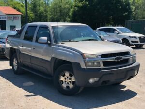 2004 Chevrolet Avalanche No-Accidents 1500 Crew Cab Z66 Power Gr