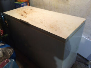 Large Deep Freezer