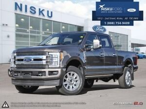 2018 Ford F-350 Super Duty Limited  - Cooled Seats