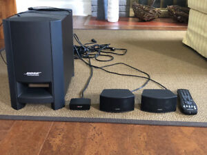 Bose Home Theatre Sound System