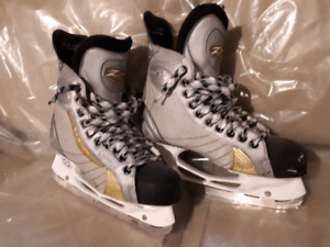 Easton Z-air comp hockey skates
