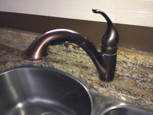 MOEN Pull-out Kitchen Faucet