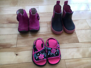 Toddler Size 4 Shoes/Boots