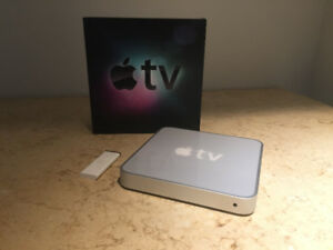 Apple TV  1st Gen. MA711LL/A. New Condition with box