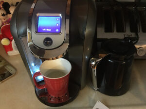 Keurig 2.0 with Carafe and water filter