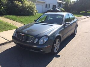 Mercedes E500 4Matic 2006