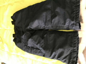 Infant size 3 snowpants, Like new condition