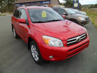2007 Toyota RAV4 Limited SUV 4WD City of Halifax Halifax Preview