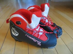 Rossignol Kid's X-Country boots, size 31