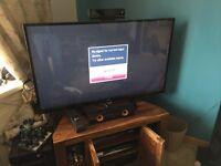 "LG 3D smart HD TV 50"" 47LM640T"