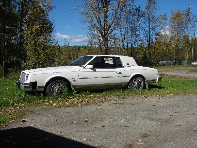 1982 Buick Riviera Classic Front Wheel Drive Vintage Auto | Classic Cars |  Williams Lake | Kijiji