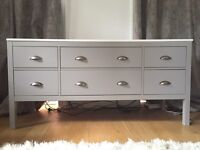 Marble top drawers