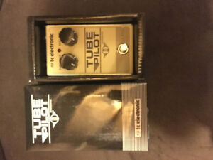 TC Electronic Tube Pilot, overdrive, & power supply new in box.