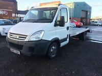 2007/07 Iveco/ Seddon Daily HPI CLEAR 17ft RECOVERY PX WELCOME