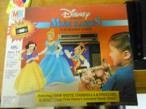 Disney Movie Classics Board Game