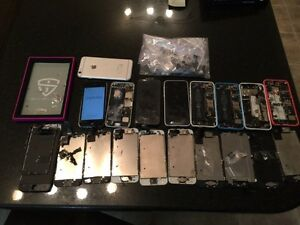 Iphone 5, 5C/S, and 6 parts