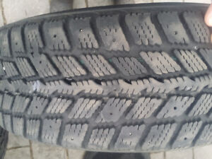 Tires for sale $75.00 for all four tires