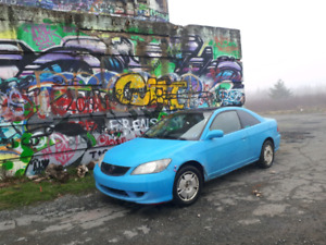2005 honda civic (K20)