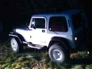 Sweet Jeep up for grabs Kingston Kingston Area image 1