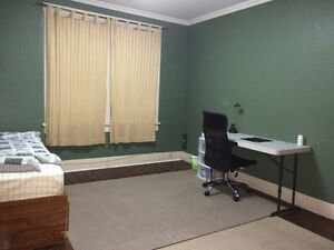 Fully furnished nice upper floor rooms for rent