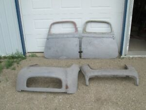 !934 Ford 3 Window Coupe Sheet Metal Package
