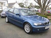 2003/03 BMW 318 2.0i ES 4dr, Great value, 12 months MOT