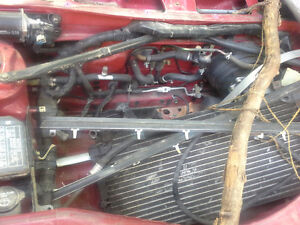 toyota mr2 turbo 900 o.b.o rust free shell parts only Kitchener / Waterloo Kitchener Area image 4