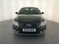 2013 VOLKSWAGEN PASSAT HIGHLINE TDI 1 OWNER VW SERVICE HISTORY FINANCE PX