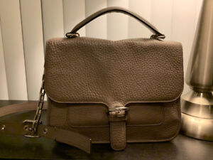 Gently Used Michael Kors purse. Leather. Purchased at MK store.