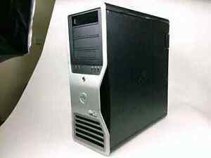 Powerful Dell computer: 16 GB RAM + 8 cores + 1GB graphics c