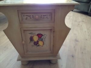 Accent Table / Cupboard