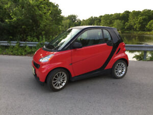 Reduced: 2011 Smart fortwo $4050