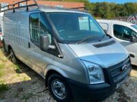 2013 Ford Transit 2.2TDCi ( 125PS ) ( EU5 ) 300S ( Low Roof ) 300 SWB