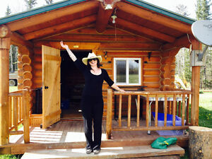 Almost summer...YOUR CABIN AWAITS