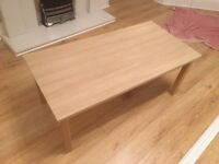 Low Coffee Table JUST REDUCED IN PRICE!