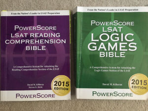 Powerscore lsat books kijiji in ontario buy sell save with lsat super prep with 51 practice exams free powerscore 250 malvernweather Gallery