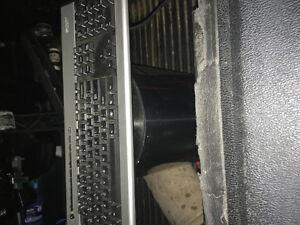 3 keyboards, Acer