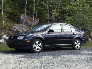 2002 MK4 Volkswagen Jetta