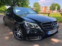 Mercedes-Benz E220 2.1CDI ( 177ps ) BlueTEC 7G-Tronic Plus 2016.5MY AMG Night