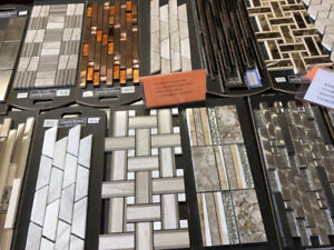 Mosaic tiles on Huge Discount now!! up to 40% OFF!!