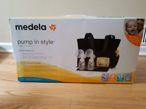 Breast Pump - medela pump in style double breastpump