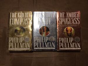 Golden Compass books