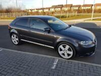 Audi A3 2.0T FSI Special Edition (S Line) full service history 200 bhp
