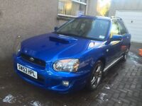 CLEAN EXAMPLE Subaru Impreza wrx