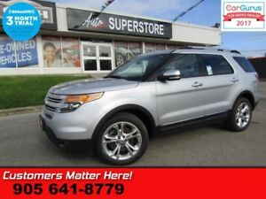 2013 Ford Explorer Limited  4X4 (NEW TIRES) NAV CAMERA LEATHER P