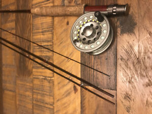 St Croix Imperial Fly Rod